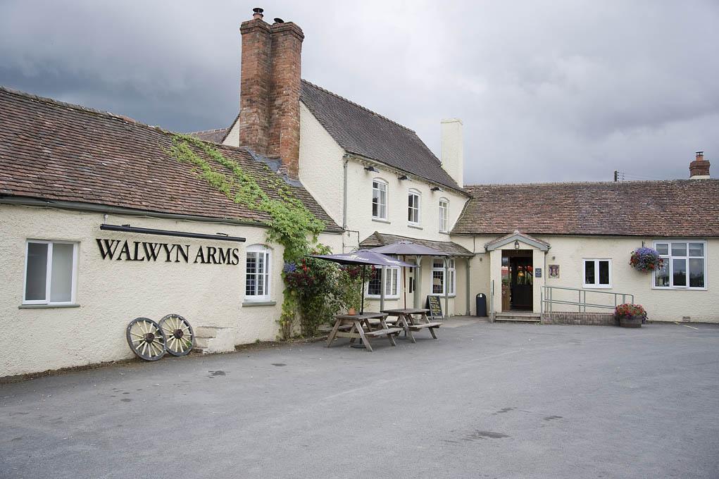 The Walwyn Arms Much Marcle